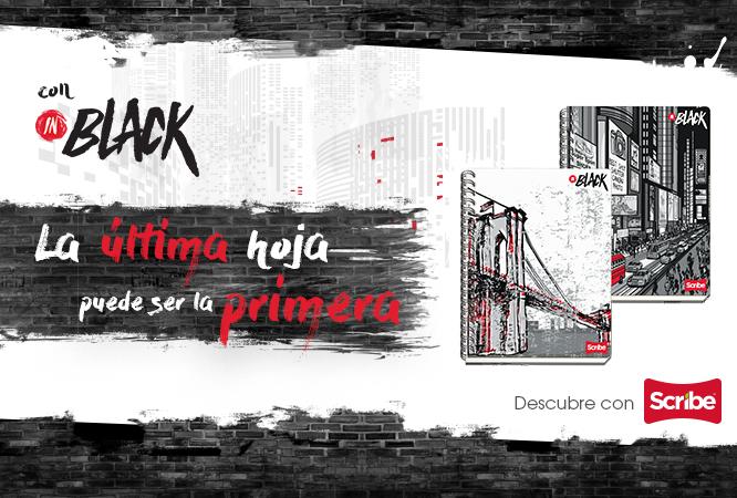 Scribe Black